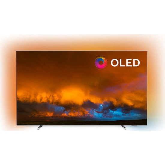 Philips 55OLED804/12 55'' 139 Ekran Uydu Alıcılı Ambilight 4K Ultra HD Smart OLED TV