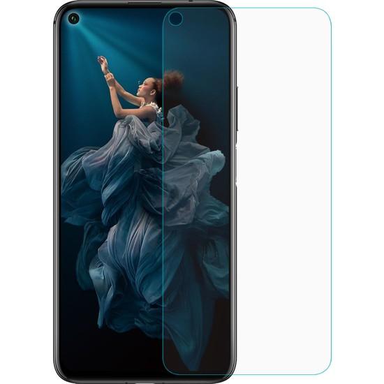 Microsonic Huawei Honor 20 Temperli Cam Ekran Koruyucu - Şeffaf