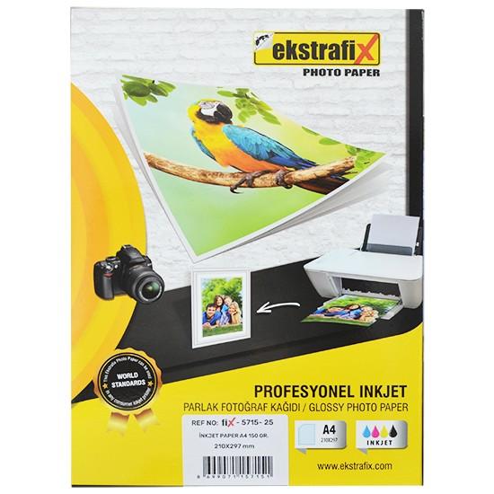 Ekstrafix 5715 Fotoğraf Kağıdı 200 gr 210 x 297 mm
