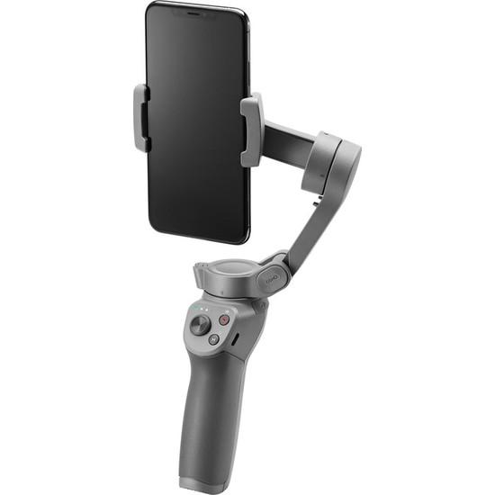 Dji Osmo Mobile 3 3 axis - Titreşimsiz Video - Telefon Gimbal (DJI Türkiye Garantili)