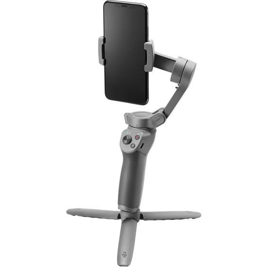 Dji Osmo Mobile 3 Combo 3axis - Titreşimsiz Video - Telefon Gimbal - Çantalı (DJI Türkiye Garantili)