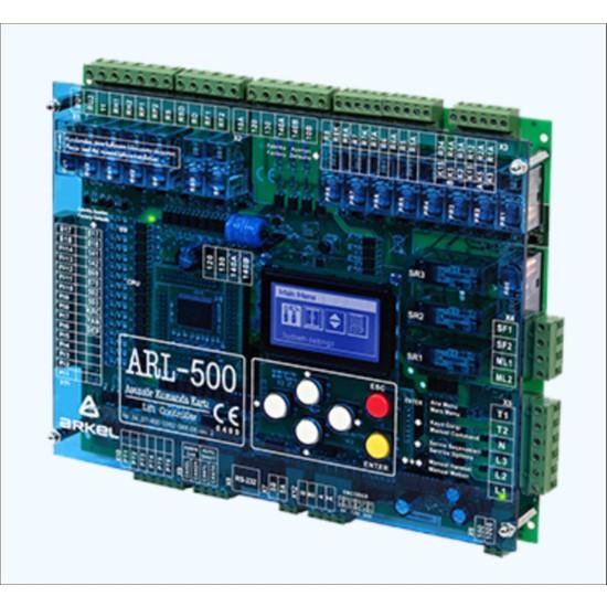 Arkel ARL-500 Asansör Kumanda Kartı