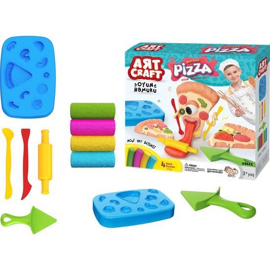 Art Craft Pizza Hamur Set 200 gr