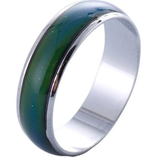 VipBT Ruh Hali Yüzüğü Renk Değiştiren Mod Yüzük Büyük Boy