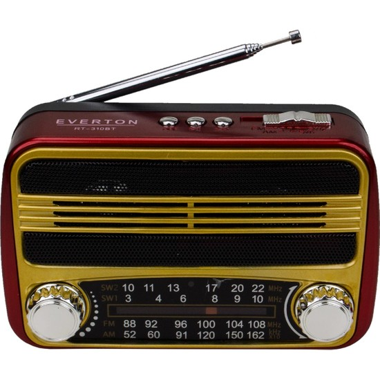 Everton RT-310BT Bluetooth Nostaljik Radyo