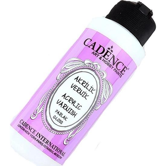 Cadence Akrilik Vernik Parlak - 120 ml