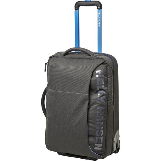 HHA.67424 Hh Expedıtıon Trolley 2.0 Carry O HHA.980 Siyah Helly Hansen Seyahat Çantaları Unisex