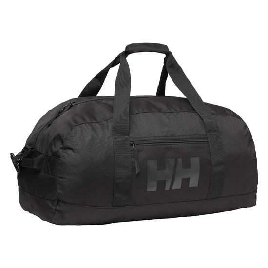 HHA.67421 Hh Sport Duffel 50L HHA.990 Siyah Helly Hansen Seyahat Çantaları Unisex