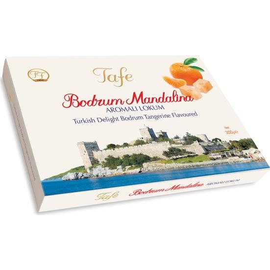 Tafe Bodrum Mandalina Aromalı Lokum