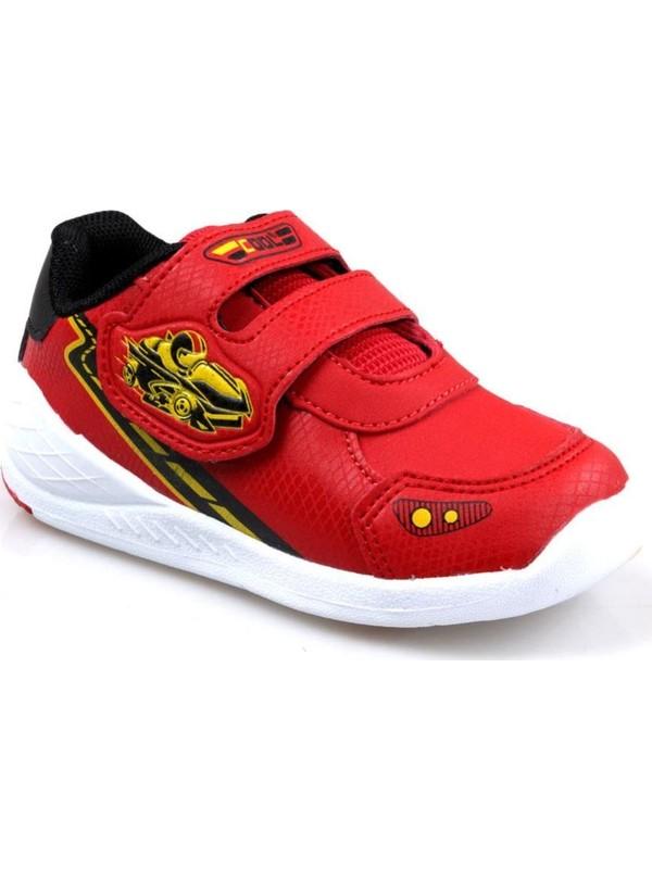 Cool Erkek Çocuk Bebe 4 Renk Günlük Spor Ayakkabı