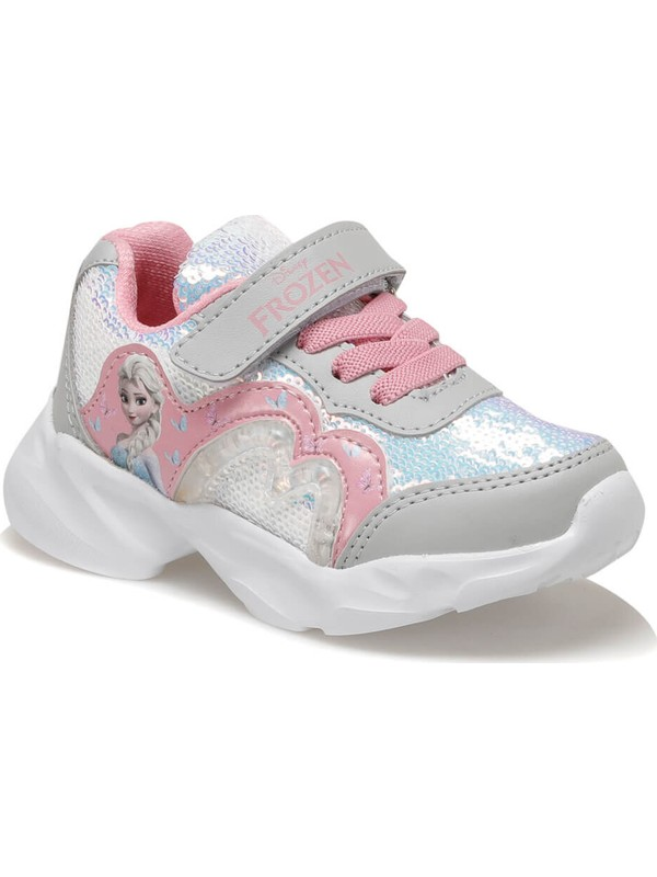 Frozen 92.Della.P Gri Kız Çocuk Spor Ayakkabı