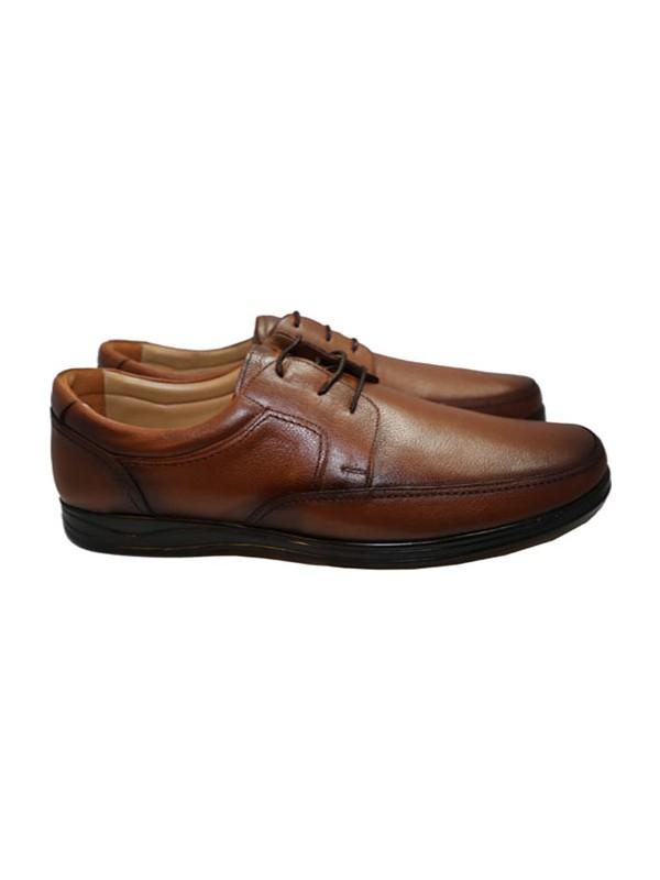 Pabuci Oxford Bağcıklı Günlük Comfort Klasik Erkek Ayakkabı