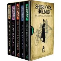 Sherlock Holmes Seti (5 Kitap) -Sir Arthur Conan Doyle