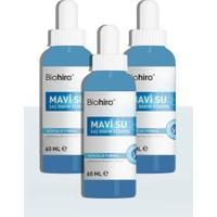 Biohira Saç Serumu Mavi Su Bandrollü 3 Adet 60 ml