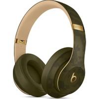 Beats Studio3 Wireless Kablosuz Bluetooth Kulaklık - Beats Camo Collection - Orman Yeşili MWUH2EE/A