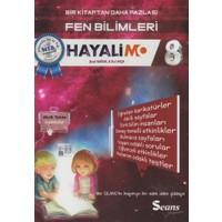 Seans Yayınları Hayalimo 8.Sınıf Fen Bilimleri Soru Bankası
