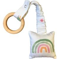 Asu Baby&Kids Unicorn Organik Diş Kaşıyıcı