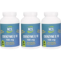 Ncs Coenzyme Q-10 100 Mg 90 Tablet x 3 Adet