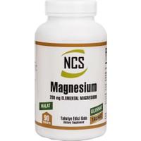 Ncs Magnesium 200 Mg Malat Taurat Glisinat 90 Tablet