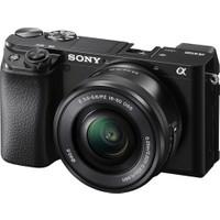 Sony A6100 16-50 mm Kit ( Sony EurasiaGarantili )
