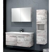 Tempo 80 cm Banyo Dolabı