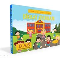 Yuka Kids Dikkat Oyunları 1. Sınıf (7 Yaş)