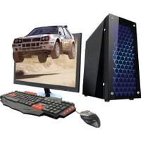 TURBOX ATM900066 Intel i7 8GB Ram 1TB Hdd 4GB Ekran Kartı 21,5'' Monitörlü Masaüstü Bilgisayar