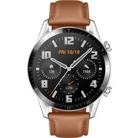 Huawei Watch GT2 46mm Classic Akıllı Saat - Kahverengi