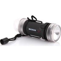 Micron Sualtı Feneri Flaş Çakarlı Micron