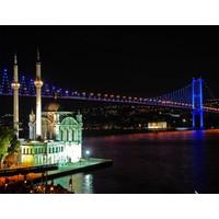 Duvar Tasarım DLC 1174 City & Mix Led Kanvas Tablo - 50x70 cm