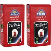 Karali Çay Karali Tiryaki Dökme Çay 1 kg x 2 Adet