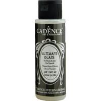 Cadence Ultimate Glaze Su Bazlı Sır Vernik 70 ml.