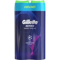 Gillette Series Jel 2x200 ml Champions Edition