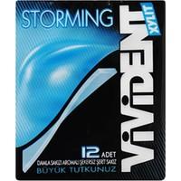Vivident Storming Damla Sakızı 18 Adet