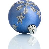 English Home Snowy Ps 6'Lı Askılı Aksesuar 11.6X5.8X17.4 Cm Mavi