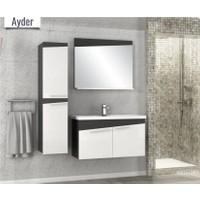Samir Ayder Banyo Dolabı 90 cm