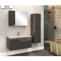 Samir Arte Banyo Dolabı 80 cm