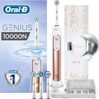 Oral-B Genius Rose Gold Pro 10000 Şarj Edilebilir Diş Fırçası
