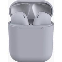 Inpods Tws 12 Dokunmatik Bluetooth Kulaklık V5.0 Gri