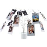 Fujifilm Instax 15 Metal Çiçek Kıskaçlı Dekoratif Resim Saksısı