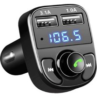 PolyGold Car X8 BT/USB Araç FM Transmitter