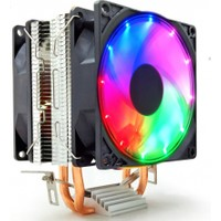 Snowman M200 Combo Intel/AMD 9cm Led CPU Fan