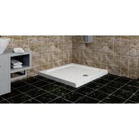 Ubm Banyo Kare Monoblok Duş Teknesi 80 x 80 cm