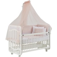 Gg Baby Bebek Uyku Seti Pembe Lüks Pamuk 11 Parça