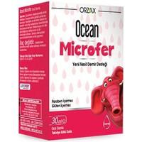 Orzax Ocean Microfer Yeni Nesil Demir Desteği 30 ml