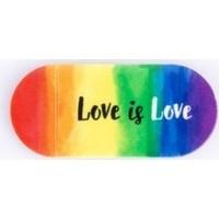 Kamera Kapatıcı Love Is Love Gökkuşağı
