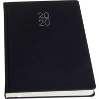Gıpta 17X24 Zero Günlük Ajanda Siyah 2020