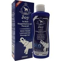 Joy Su Bazlı Kayganlaştırıcı 200 ml Kokusuz ve Aromasız Masaj Jeli