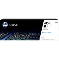 HP 415A 2400 Sayfa Kapasiteli Toner Siyah W2030A
