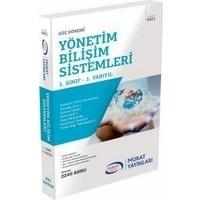 Murat Yayınları Açıköğretim 6411 1. Sınıf Güz Yönetim Bilişim Sistemleri Konu Anlatımlı Soru Bankası